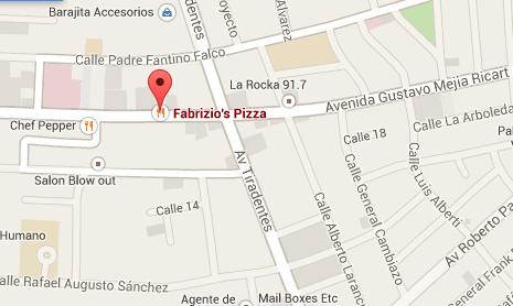 Fabrizios mapa