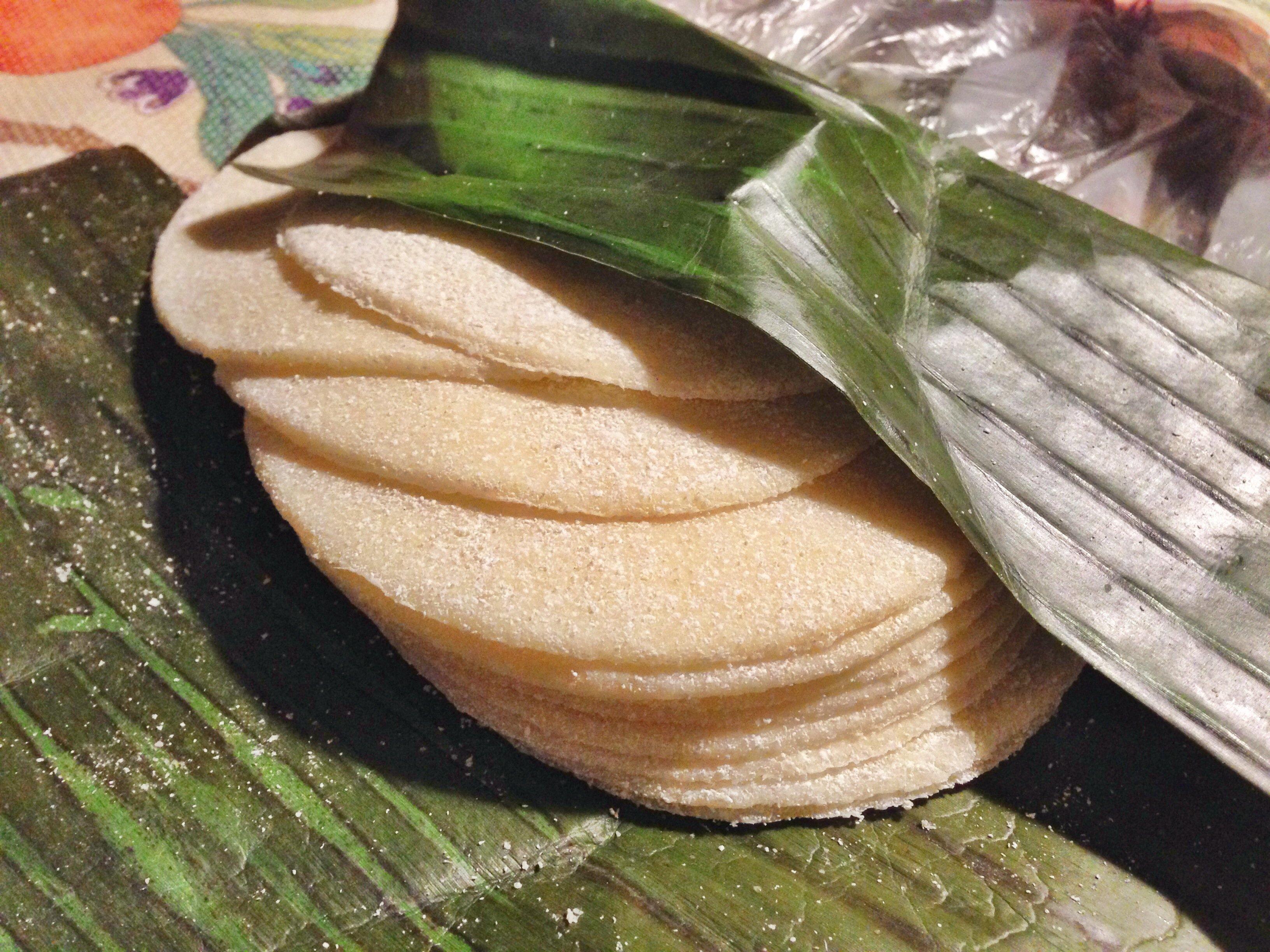 empanadas de cativia cruda