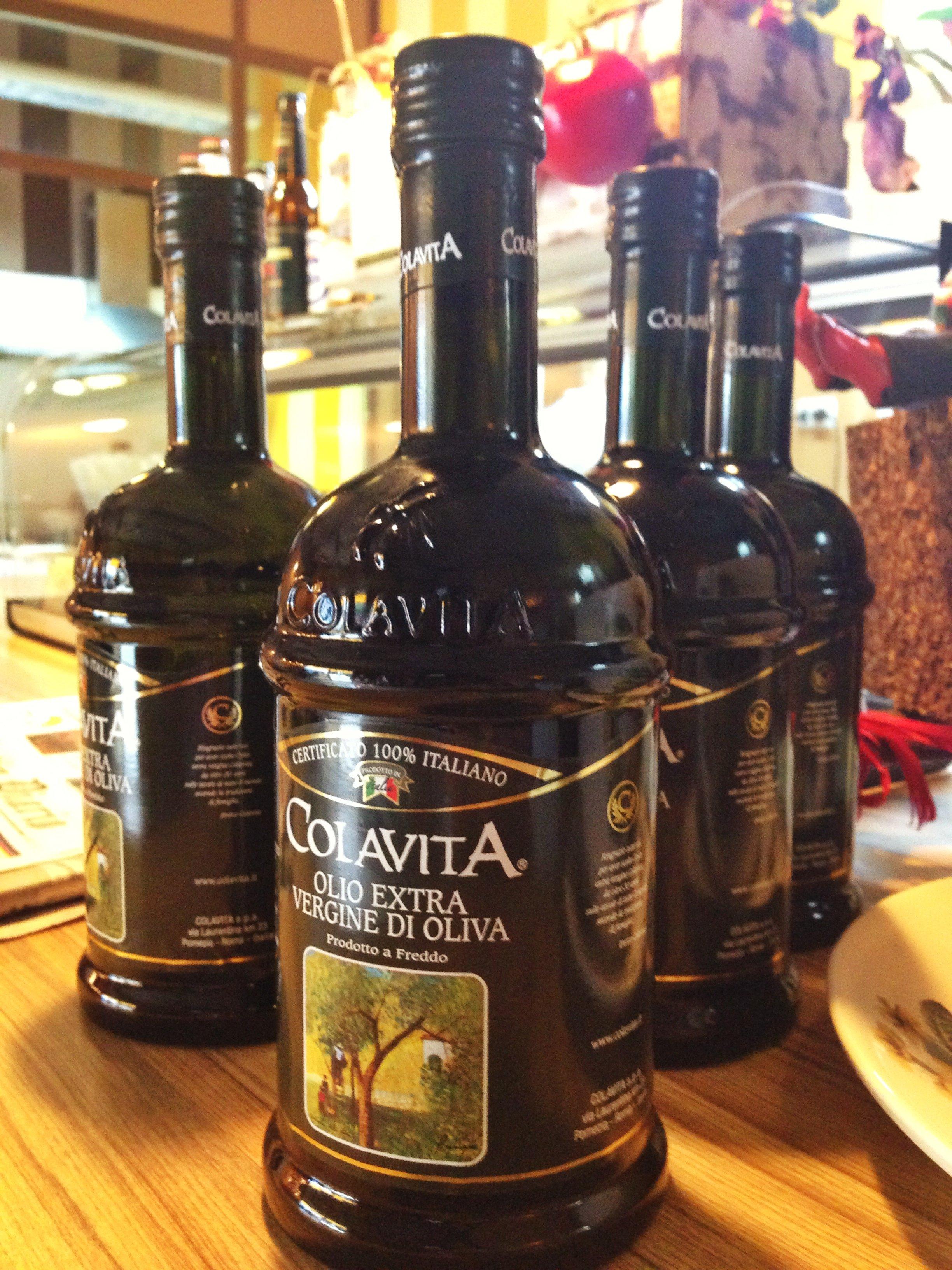 Aceite de oliva extra Virgen, de venta también al público.