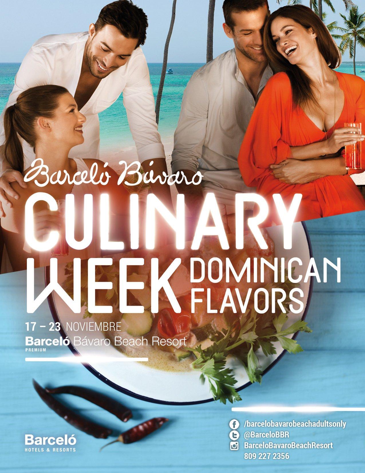 BAVARO Culinary Week