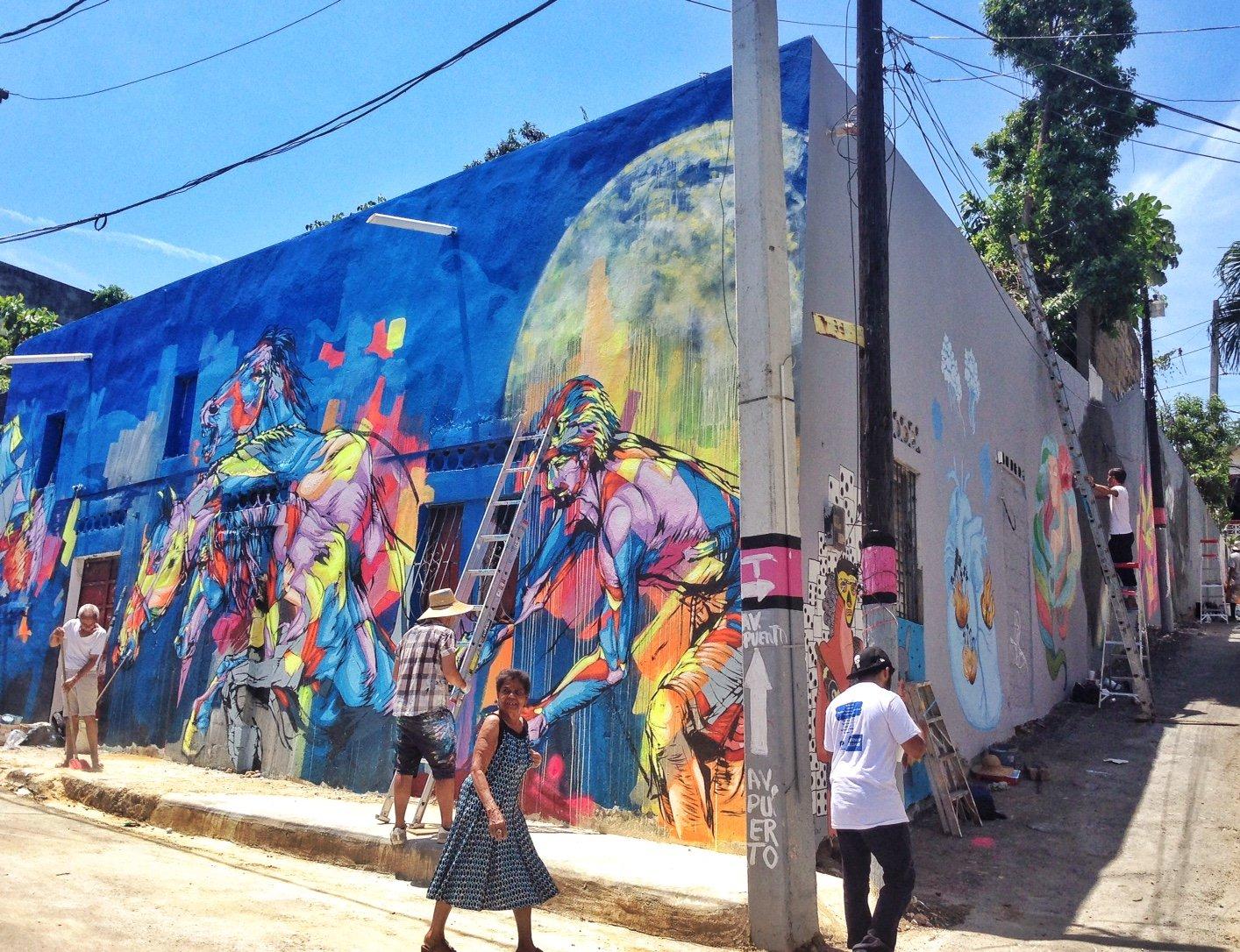 calle General Cabral, Hoy Santa Barbara 2015