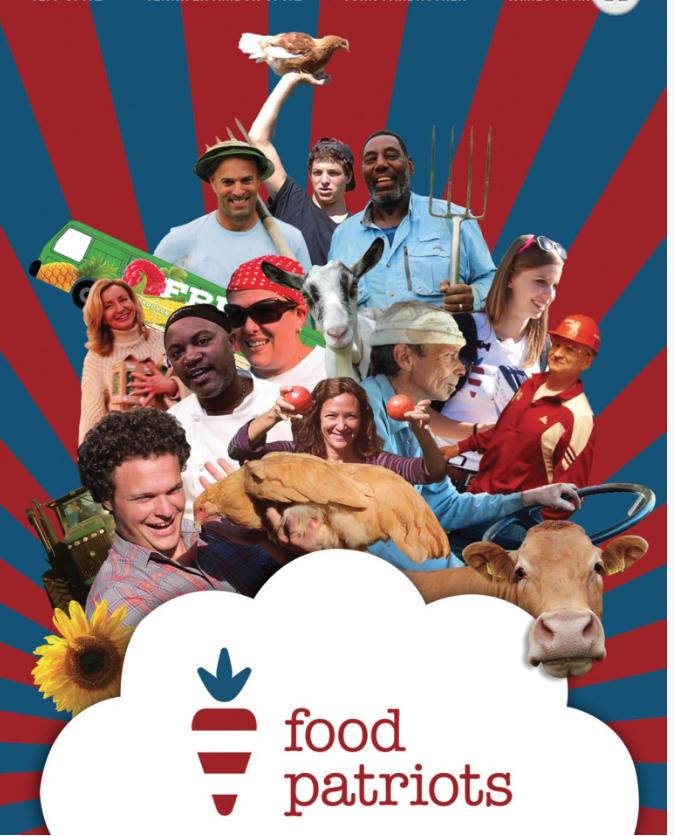 Food Patriots, película Muestra de Cine Medio Ambiental