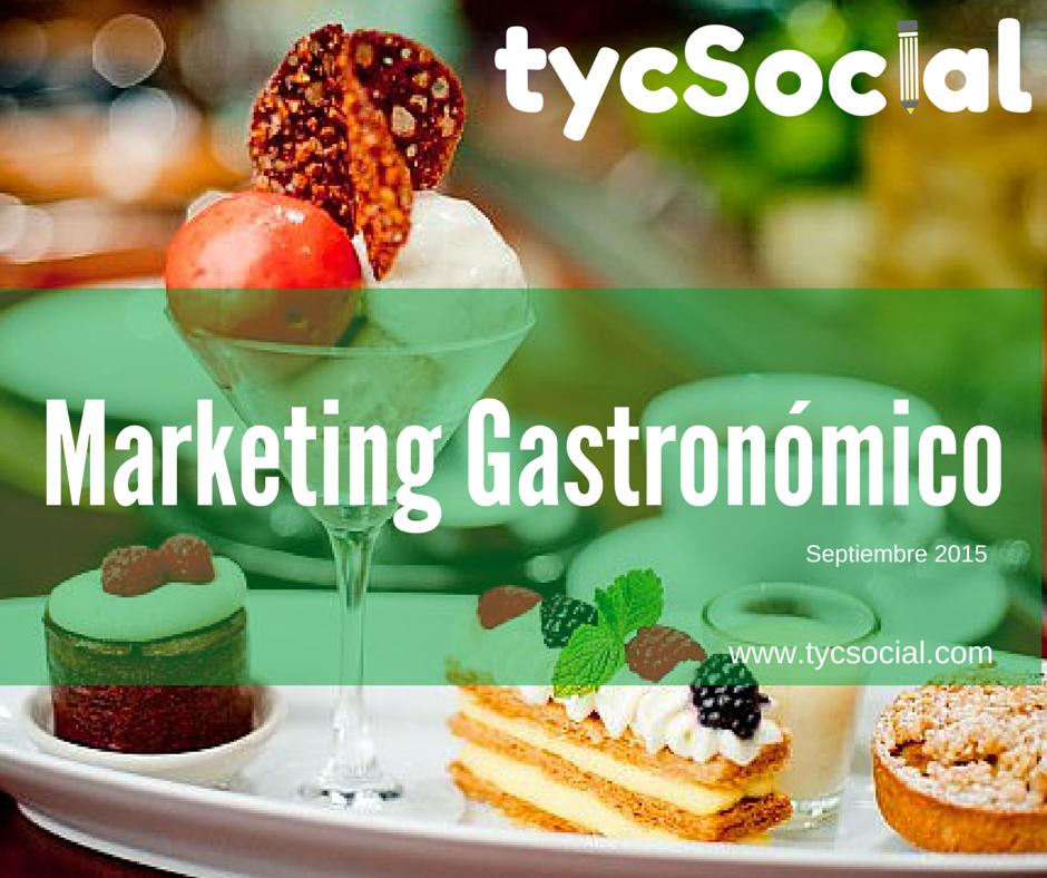 Taller de Marketing Gastronómico y Turístico con Bocatips en Tycsocial