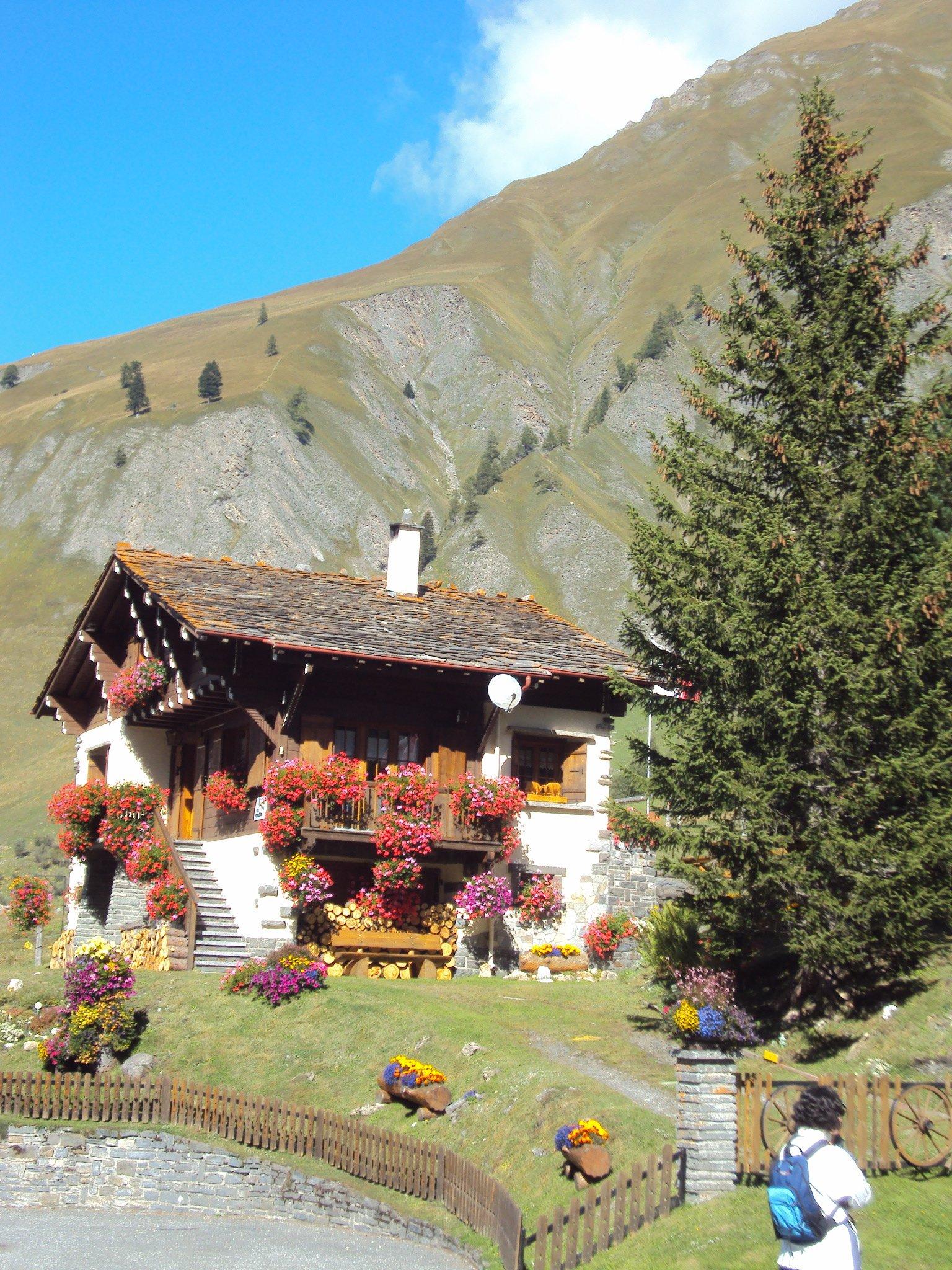 Suiza, Tour Mont Blanc (TMB) 2010