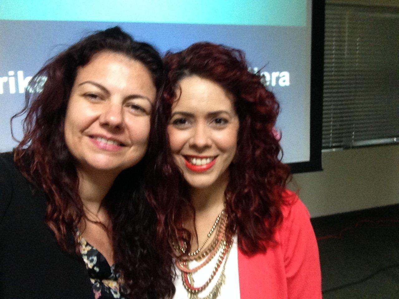 Erika Silva y Bocatips en Tycsocial 2015