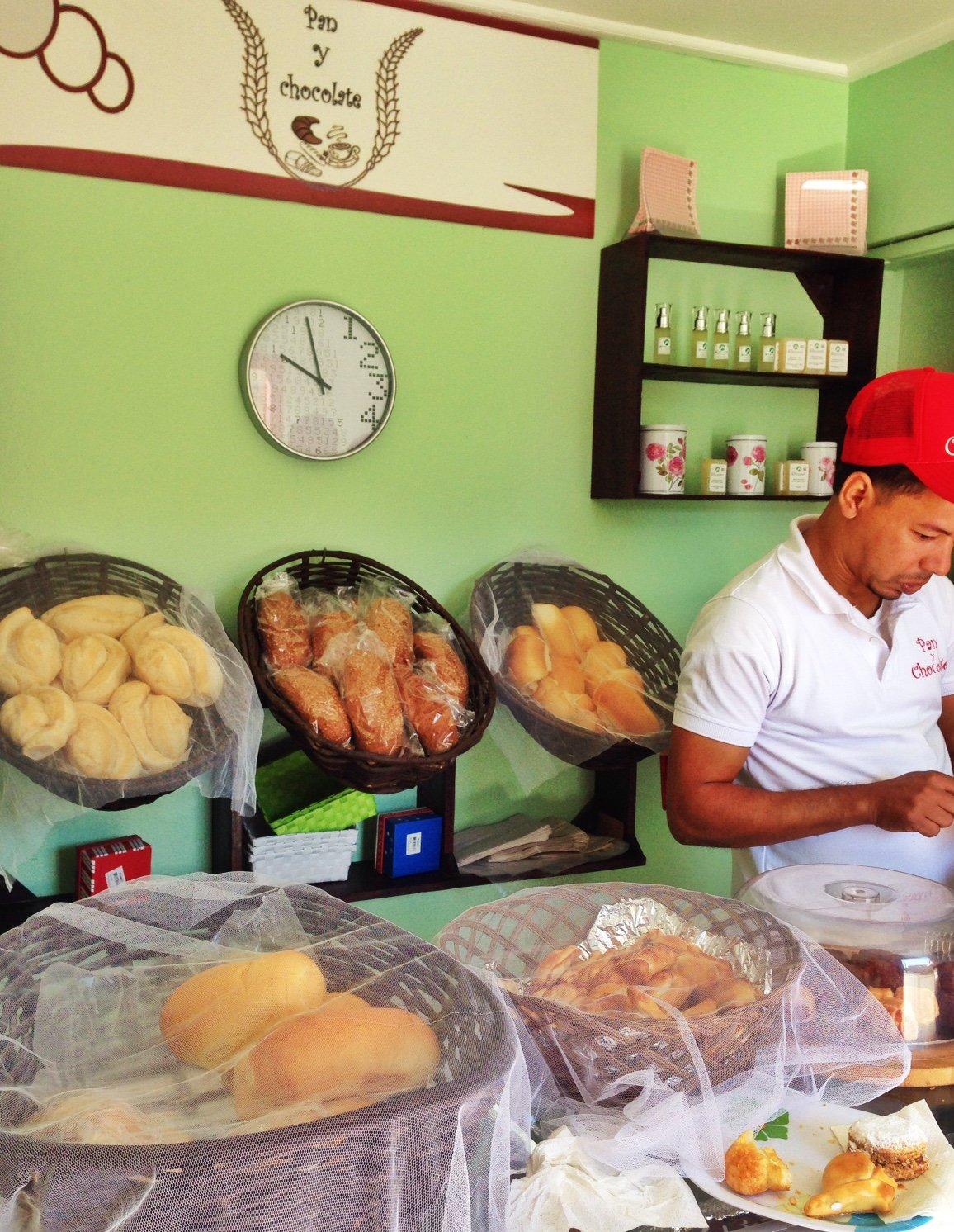 panadería en Constanza