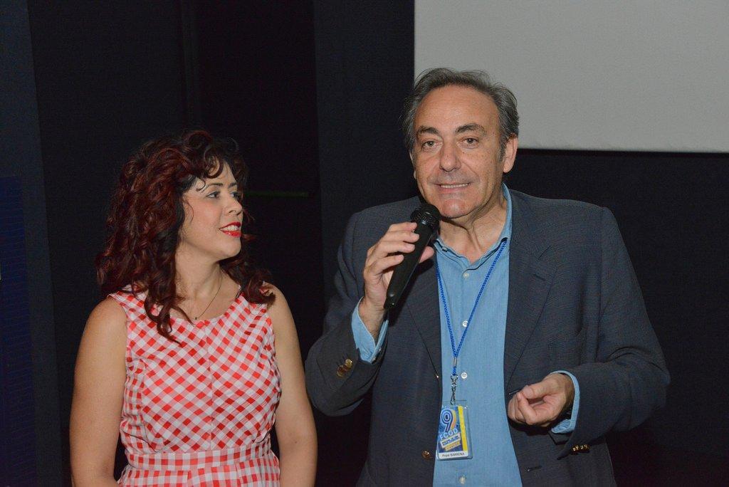 bocatips y Pepe Barrena en Festival de Cine Global Dominicano 2015