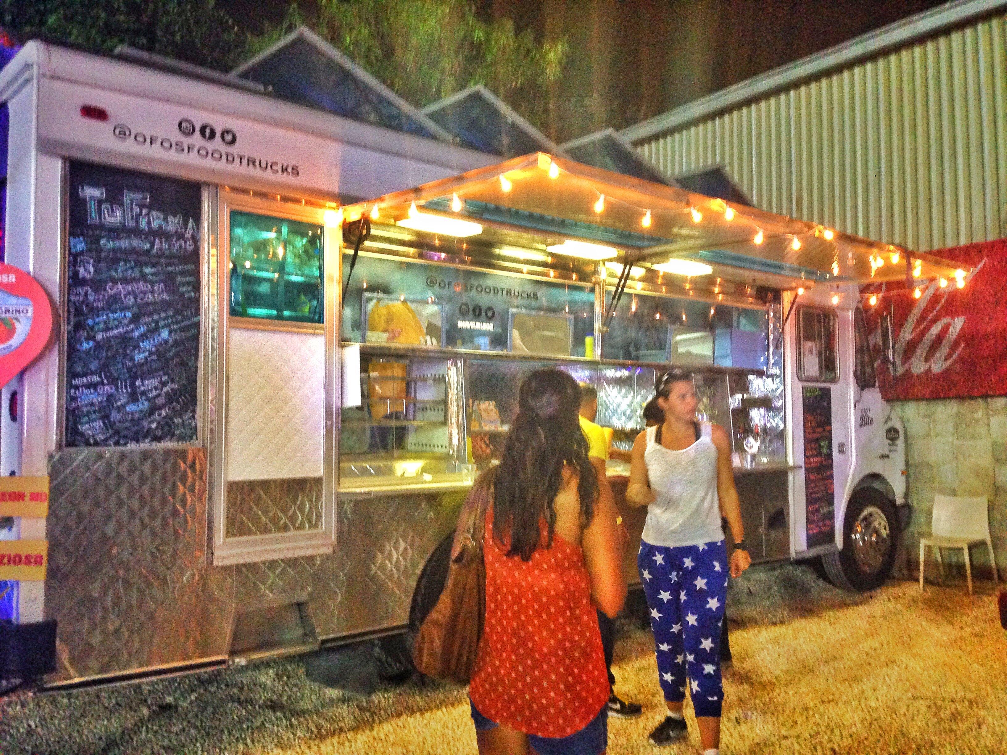 El Food Truck de Ofos