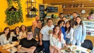 Letras salteadas, taller avanzado de redaccion para blogs gastronómicos