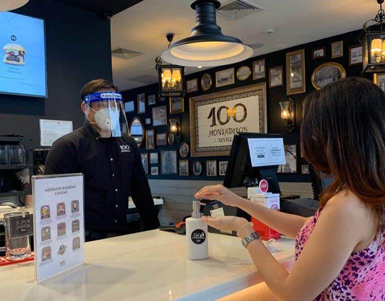 Apertura de restaurantes en Agora Mall