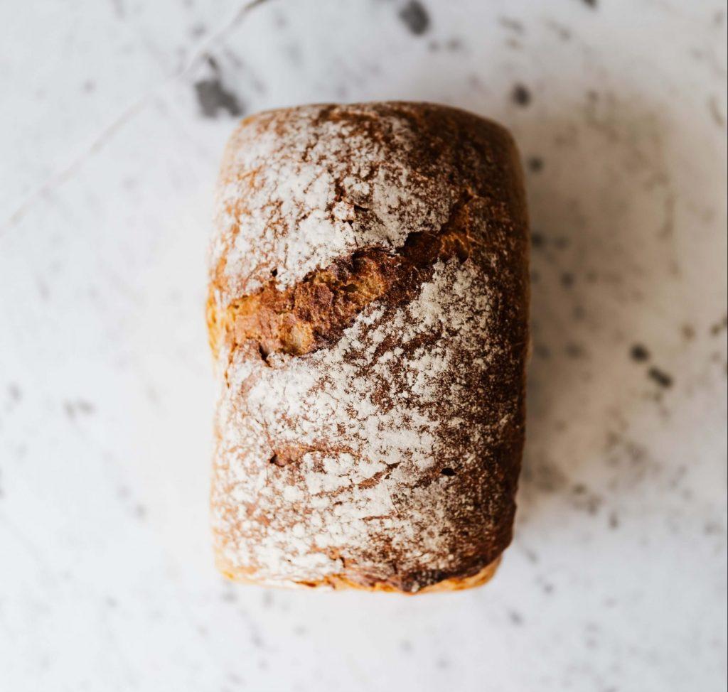 Pan con linaza. Recetas nutritivas a base de linaza.